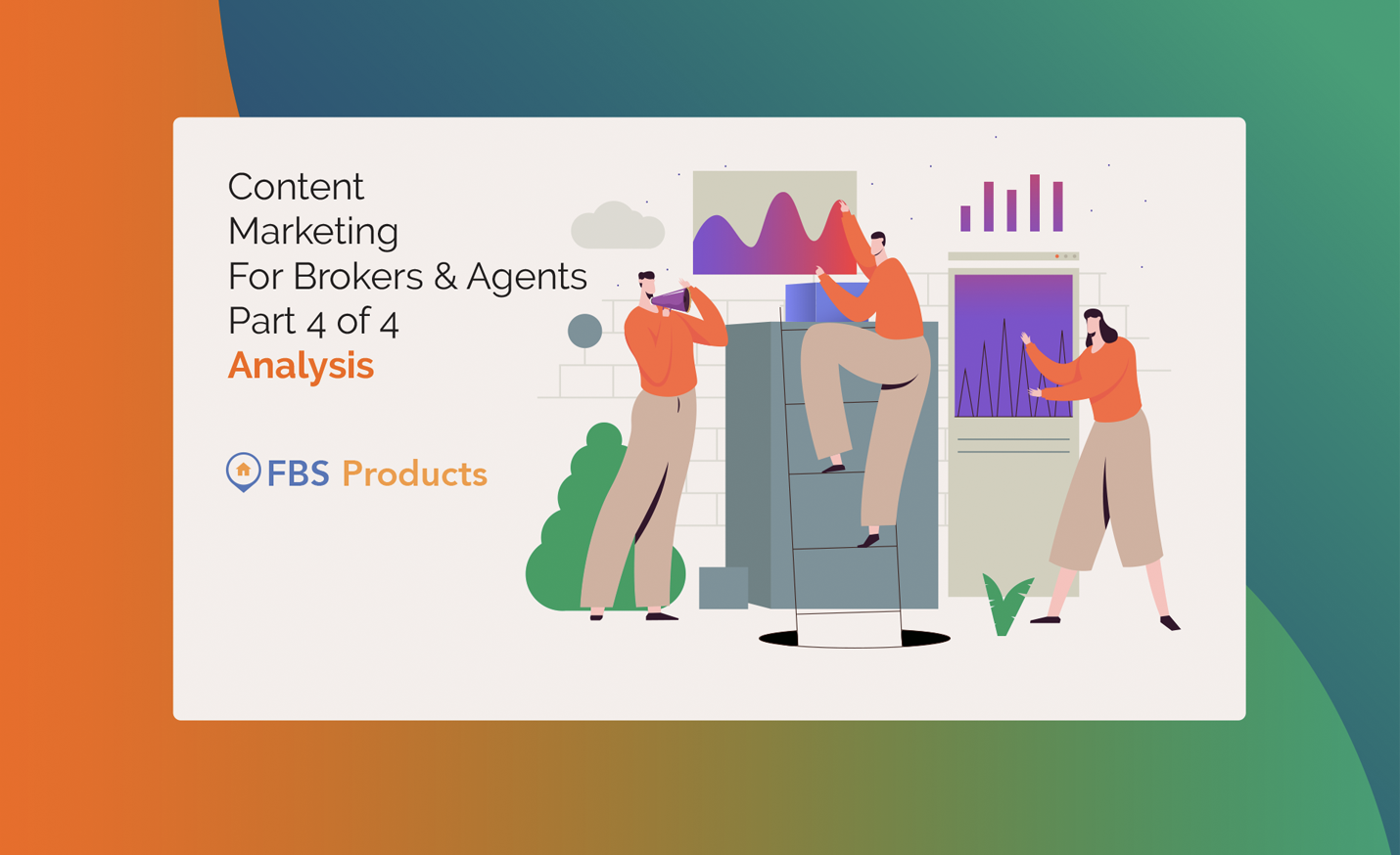 content marketing for real estate brokers