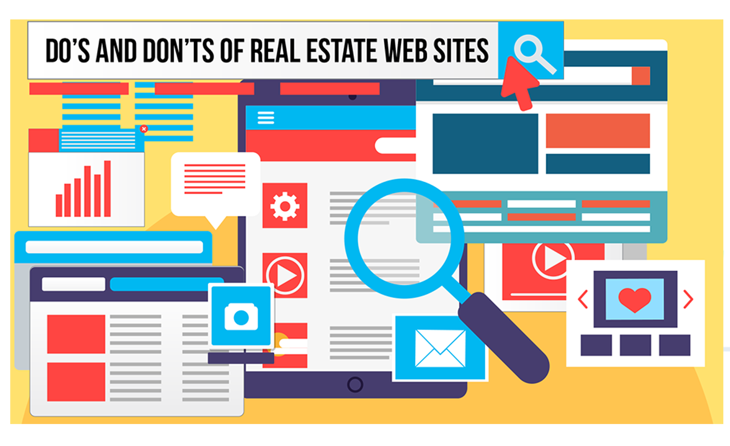 dos and donts of effective website strategies