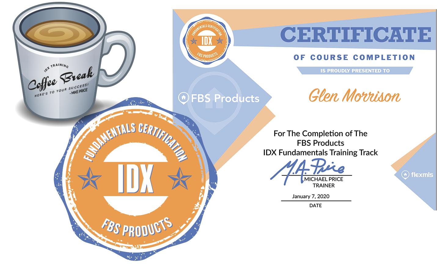 IDX Fundamentals Website On Demand Training