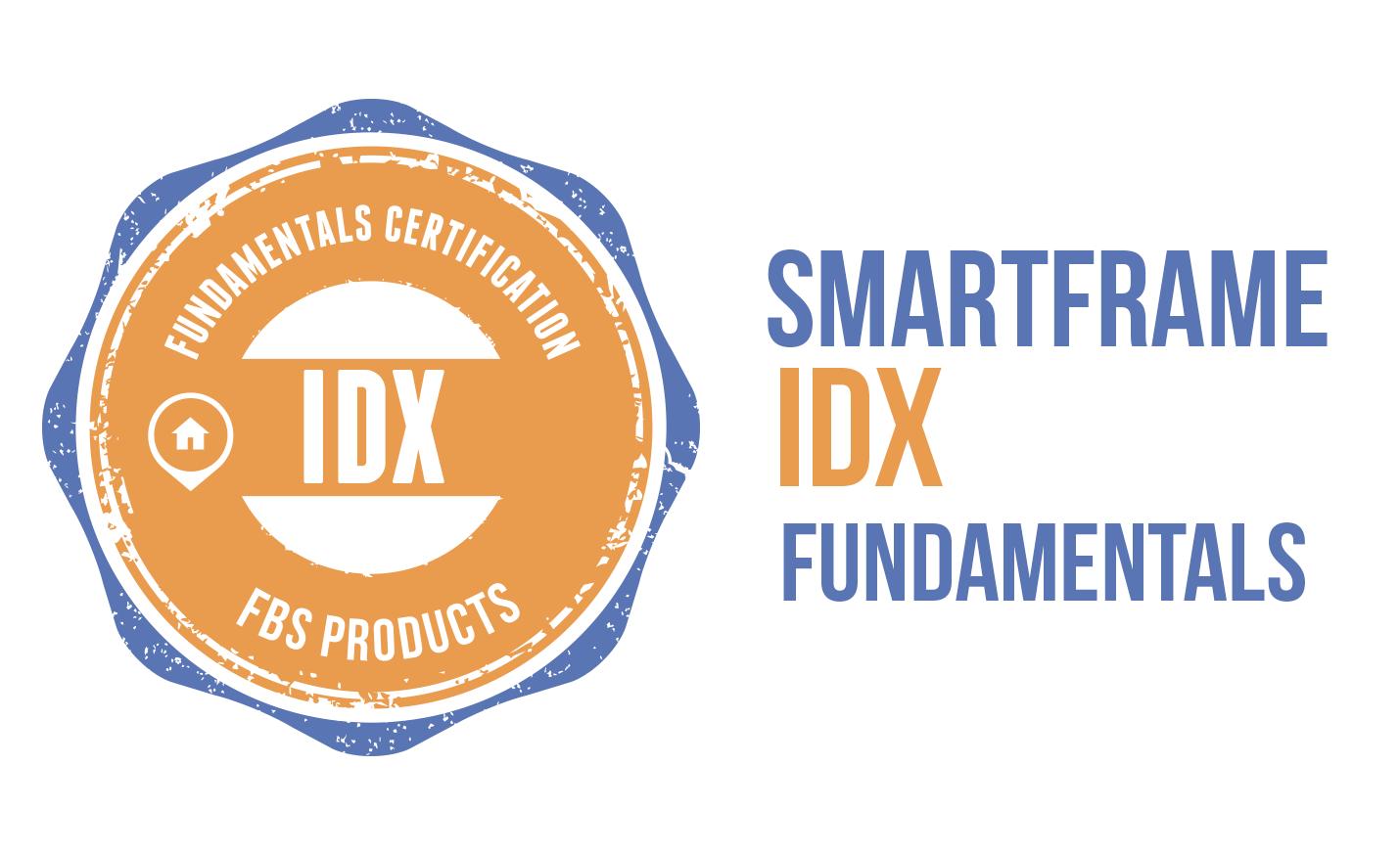 Idx fundamentals smartframe