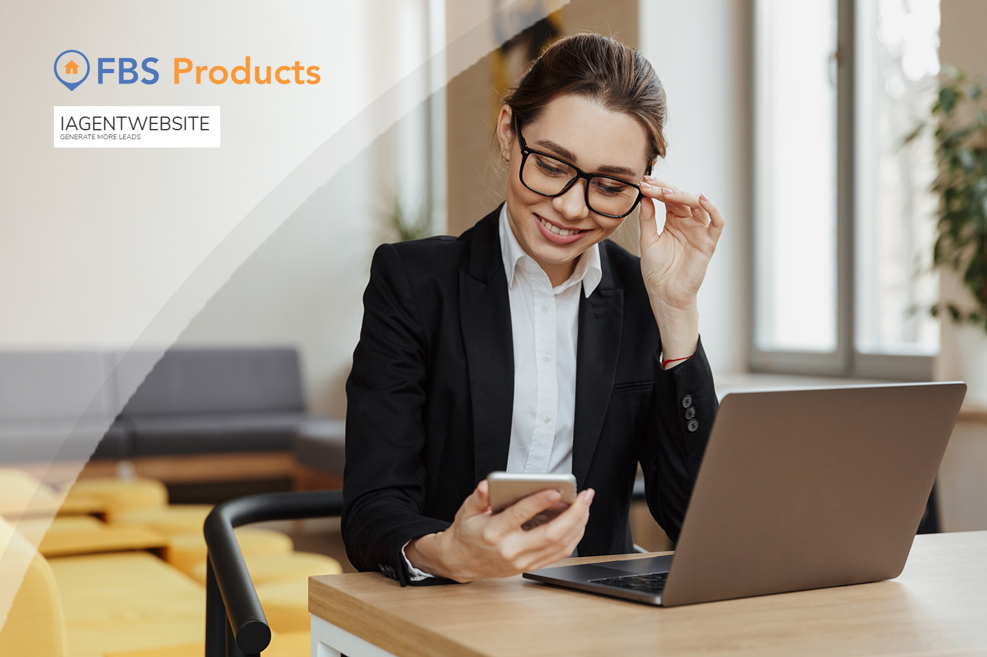 FBS Products provider of Flexmls-connected IDX solutions, partners with Cendance Systems, creator of iAgentWebsites and iMax CRM